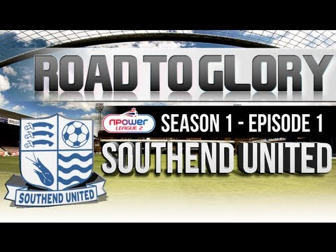 FIFA 13 | Southend United Career Mode - S1E1 - The Road Starts Here! (Road To Glory)