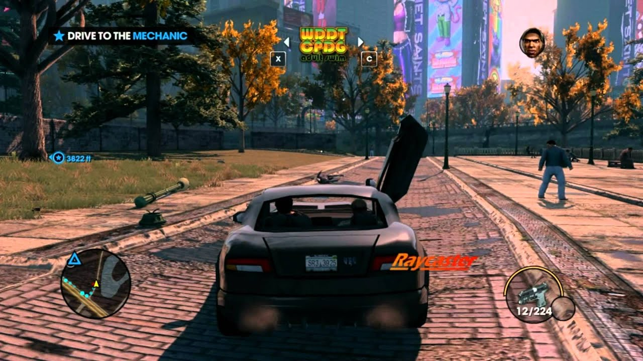 saints row 4 how to make batman