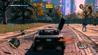 Saints Row The Third - Gameplay - PC - 1080p