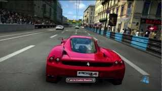 Project Gotham Racing 4 - Ferrari Enzo (Gameplay)