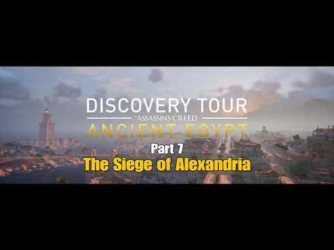 AC : Discovery Tour - The Siege of Alexandria