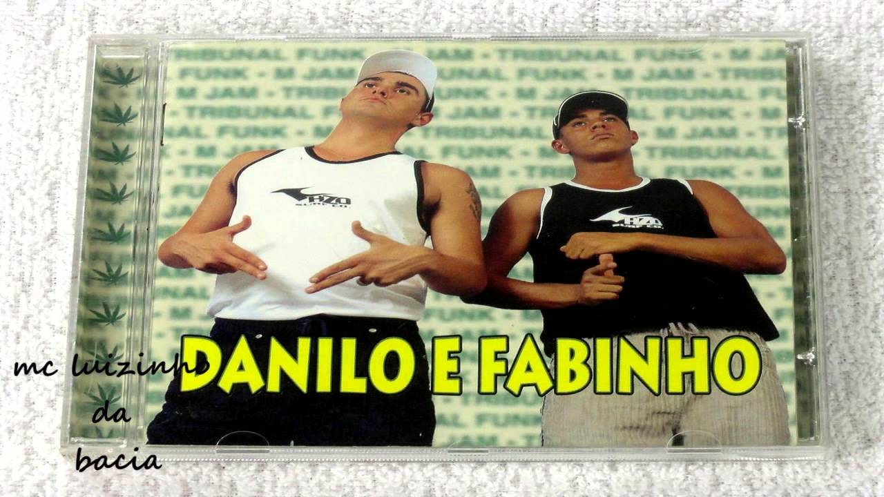 cd mc danilo e fabinho
