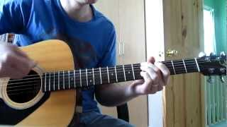 Creed Rain Acoustic Cover