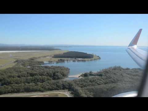 Jetstar Sydney - Brisbane Full Flight