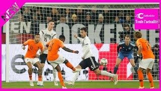 Allemagne-Pays-Bas: la France éliminée de la Ligue des nations