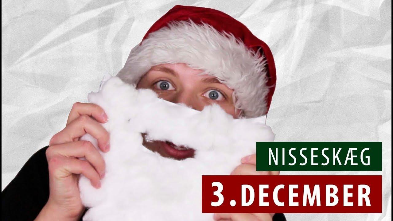 Lav selv NISSESKÆG - DIY | 3. December