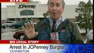 Arrest Made After $1M In Goods Taken From JC Penney