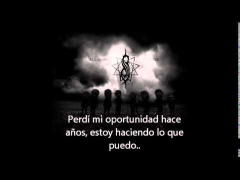 Slipknot - Child Of Burning Time (Subtitulado En Español)
