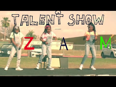 Zuri Noble Talent Show - Bear River Charter School - Menifee, Ca