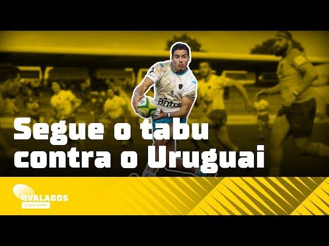 SEGUE O TABU CONTRA O URUGUAI