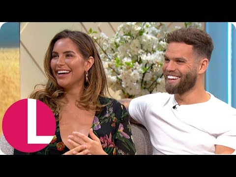Love Island's Jess and Dom Reveal They're Expecting Their First Baby | Lorraine