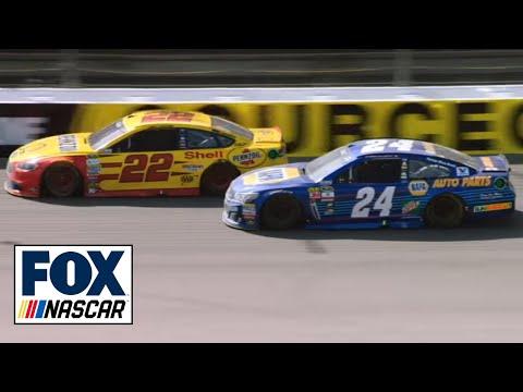 "Radioactive: Michigan - ""Ah [expletive] kidding me."" - 'NASCAR Race Hub'"