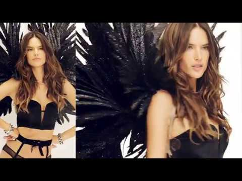 Own The Look: Alessandra in the 2016 Victoria's Secret Fashion Show