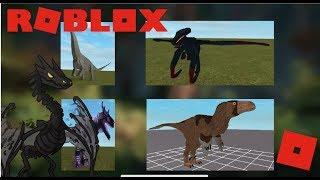 Roblox Dinosaur Simulator - Top 10 Dinos Que no salieron en Black Friday