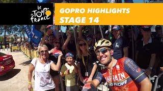 GoPro Highlight - Stage 14 - Tour de France 2017