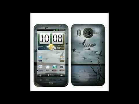 How uR HTC Desire HD will Look with MyStyle Designer Mobile SKIN...