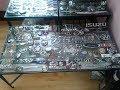Car emblem collection -Moja kolekcja znaczków samochodowych cars around world ornament  logo badge