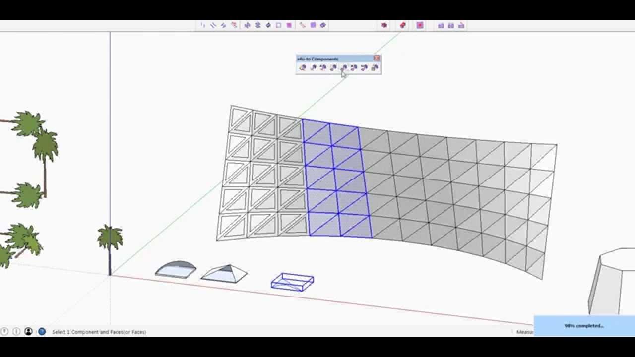 Plugin] s4u_toComponents • sketchUcation • 1