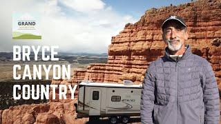 Ep. 151: Bryce Canyon Country | Utah RV travel camping hiking