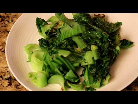 Chinese Vegetable Stir-Fry Simple And Easy!!