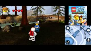 LEGO City Undercover (3DS): The Chase Begins 100% Guide - Bluebell Woods - All Collectibles
