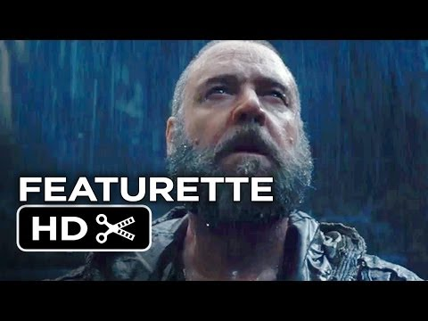 Noah Featurette - Biblical Accuracy (2014) - Anthony Hopkins, Russell Crowe Movie HD
