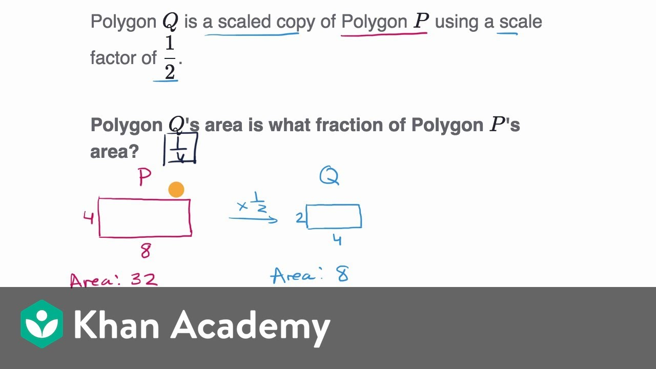 Scale factors and area (video) | Geometry | Khan Academy
