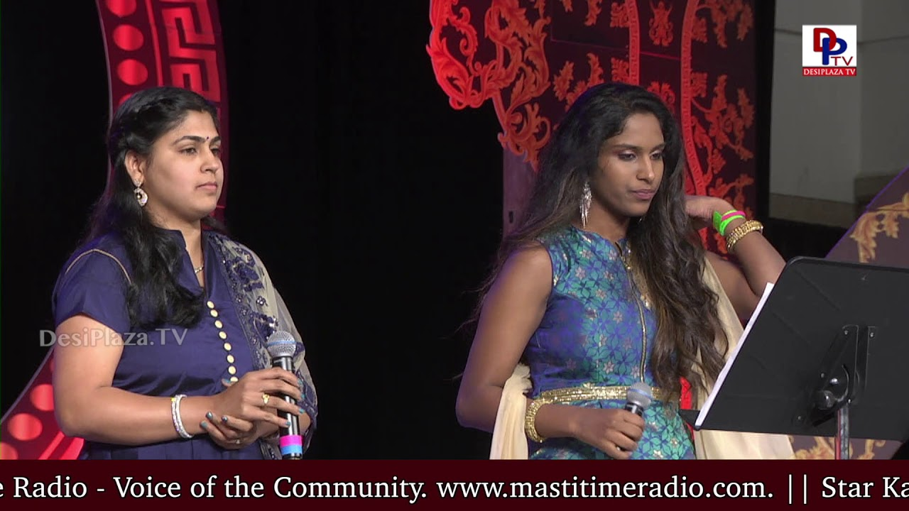 Singers Mesmerising Performance at American Telugu Convention in Dallas - Day 2 | DesiplazaTV