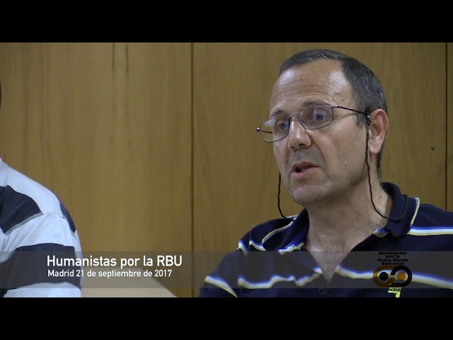 International Basic Income Week Contribution - Humanistas por la RBU
