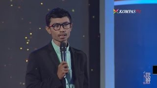 Ridwan Remin: Kuliah Pakai Sepatu Futsal (SUPER Stand Up Seru eps 233)