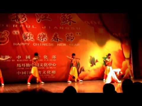 Kinesisk Nytaar 2015 Show