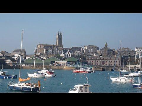 Penzance Cornwall England 2015