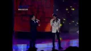 SANDHY SANDORO - CAKRA KHAN - Harus Terpisah - Tak Pernah Padam - RCTI - 22-12-2012