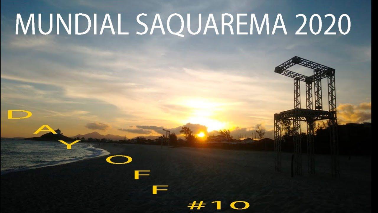 Mundial de Surf em Saquarema 2020 Day Off #10