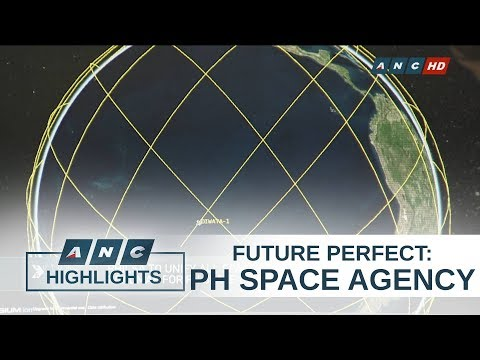 Duterte signs law creating Philippine Space Agency | Future Perfect