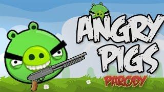 Angry Pigs (Parody)