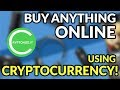 Buy ANYTHING Online Using Crypto - Cryptonize.it Review