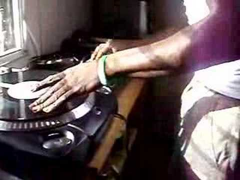 Dj Webbie D Freestyle Scratch Session 2