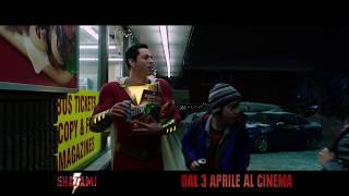 SHAZAM! – Dal 3 Aprile al Cinema -
