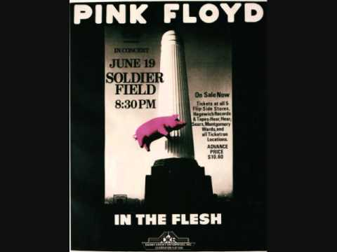 Pink Floyd - Live in Chicago 06/19/1977