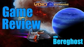 Void Expanse Game Review Greenlit on Steam (PC)