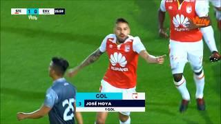 Santa Fe vs. Envigado (3-1) | Liga Aguila 2018 II - Fecha 8