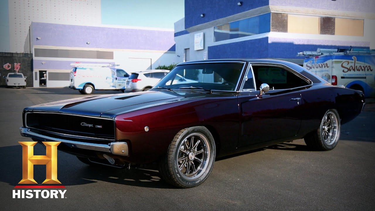 Download Counting Cars: Danny's EXTREME UPGRADE on a 1968 Dodge Charger (Season 9) | History