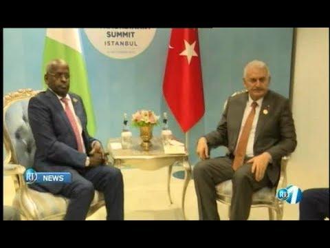 Télé Djibouti Chaine Youtube : JT Somali du 13/12/2017