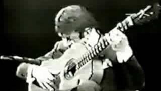 Rare Flamenco Guitar Video: Sabicas - Farruca