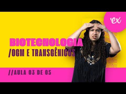 BIOLOGIA - Biotecnologia - OGM e Transgênicos