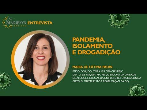 Pandemia, isolamento e drogadição | Sinopsys Entrevista #4