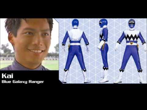 top 10 blue ranger More handsome