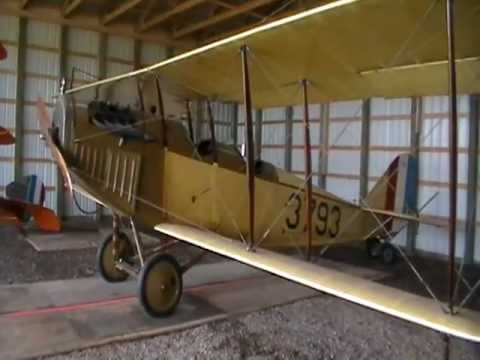 1918 US Army Air Corps Curtiss Jenny