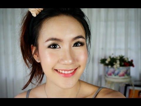 Dewy skin makeup tutorial แต่งหน้าสดใส ผิวฉ่ำวาว by Mayy R